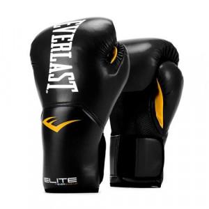 Перчатки боксерские Everlast New Pro Style Elite, Black, 16 OZ Everlast