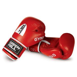 Перчатки боксерские gym, 20 унций Green Hill